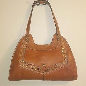 FLASH SALE!!  Patricia Nash leather Ergo Shoulder Bag